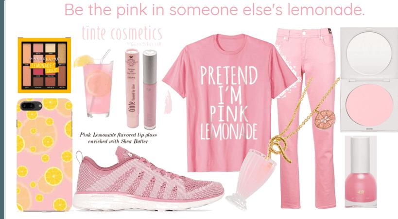 Pink Lemonade Love