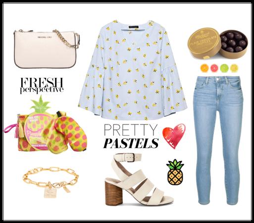Pineapple Pastels
