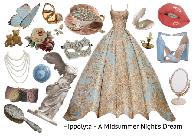 Hippolyta - A Midsummer Night's Dream