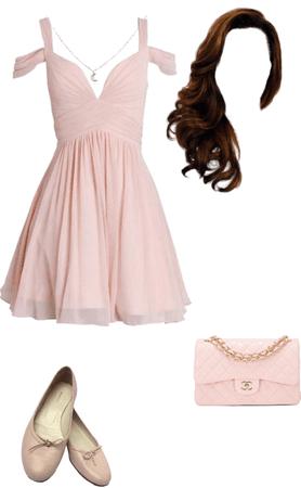 Pink Semi Formal