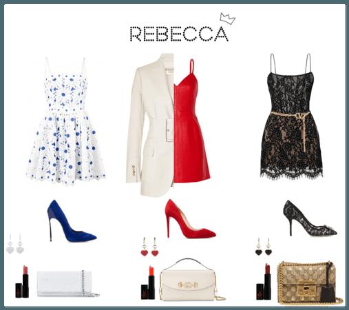Rebecca look
