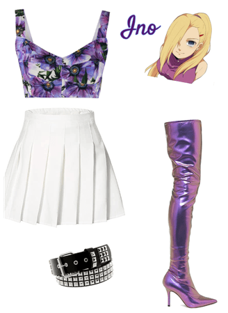 Ino's outfit for Pain