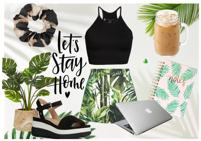 Jungle home outfit