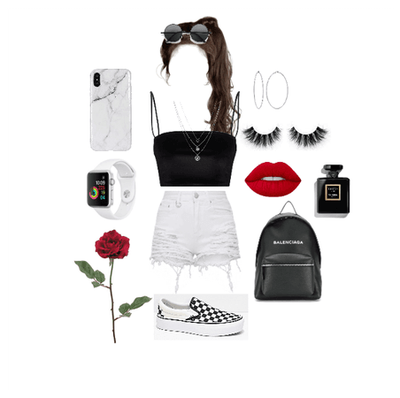 Aesthetic Outfit#1