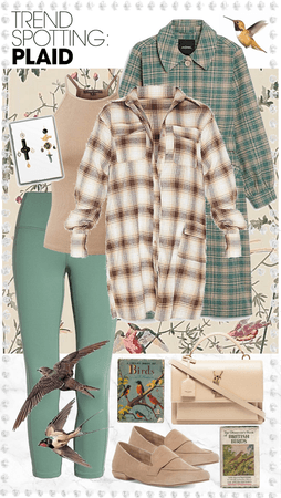 Plaid Layers!