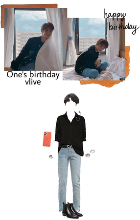 One vlive outfit