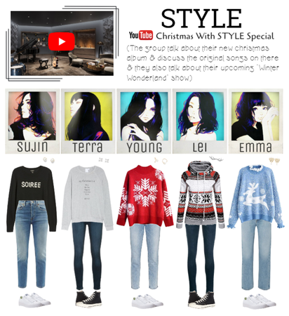 STYLE Youtube: Christmas With STYLE Special