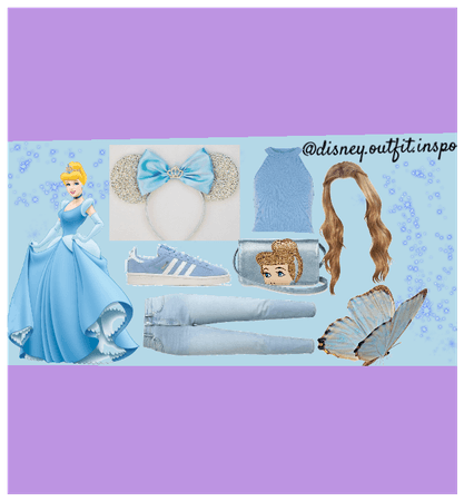 Cinderella Outfit Inspo 2.0