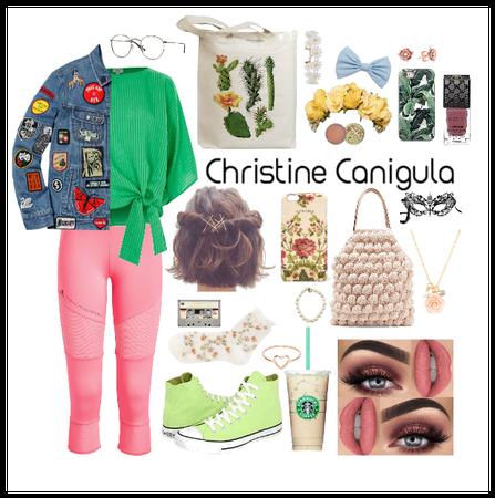 Christine Canigula-Be More Chill