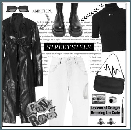 Street Style: Grunge