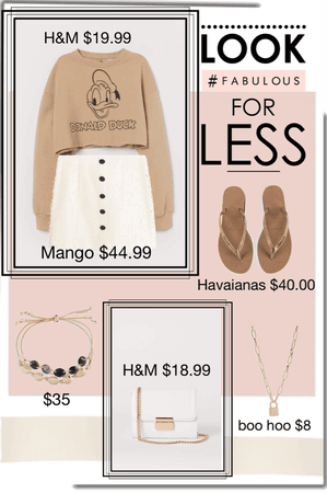 Look Great For Less