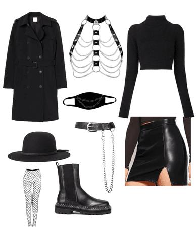 ATEEZ Hala Hala inspired fem outfit