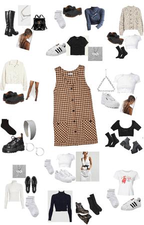 12 Ways to Wear a Plaid Dress