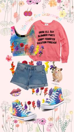 Spring Casual Challenge for @kalaaaalalove43