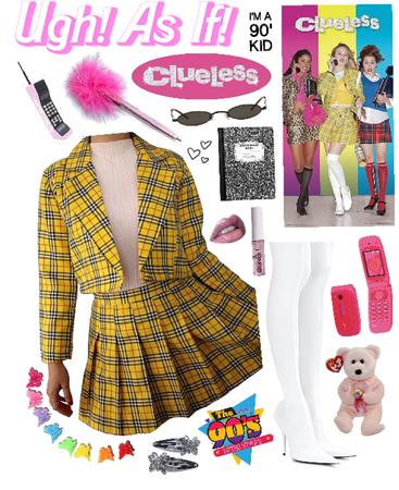 Clueless - Cher (Halloween Costume)