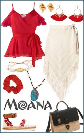 Moana of Motunui
