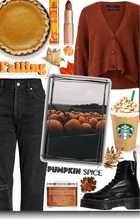 I love fall most of all🤎