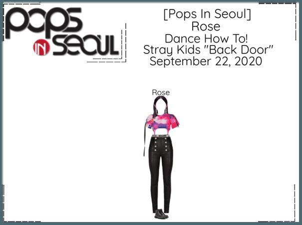 """[Pops In Seoul] Dance How To! SKZ """"Back Door"""""""