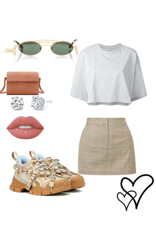 clueless meets Gucci