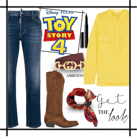 toy story look