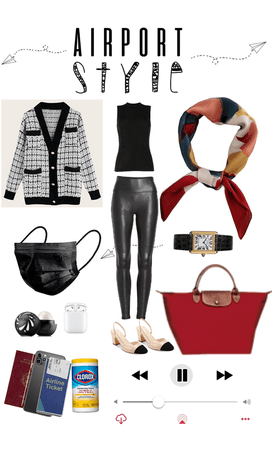 travel outfit London