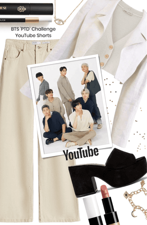 BTS 'Permission To Dance' Challenge YouTube Shorts
