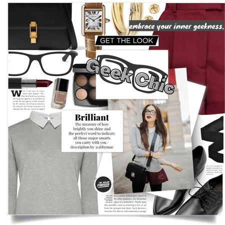 Le Geek C'est Chic: Intelligent Flirt (7.15.2021)