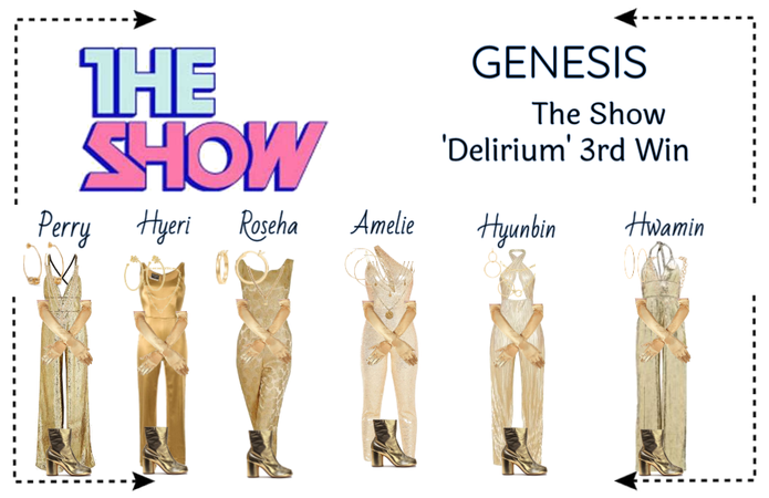 GENESIS (게네시스) 'Delirium' 3rd Win