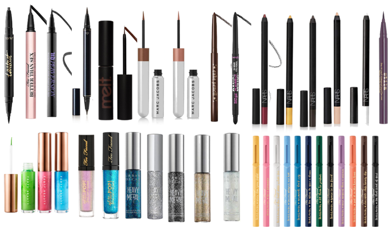 Makeup #8 EYELINER & CRAYON