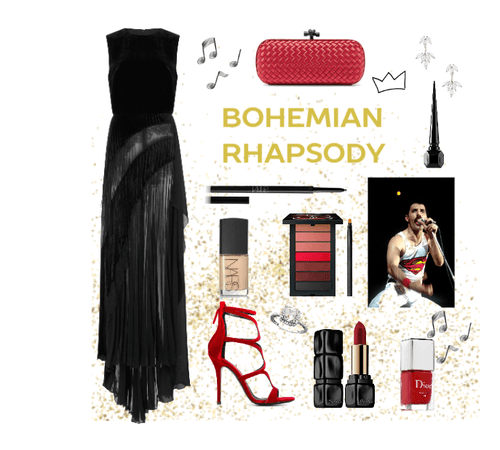 Golden Globes. Bohemian Rhapsody