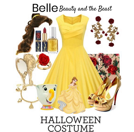 belle.  beauty and the beast