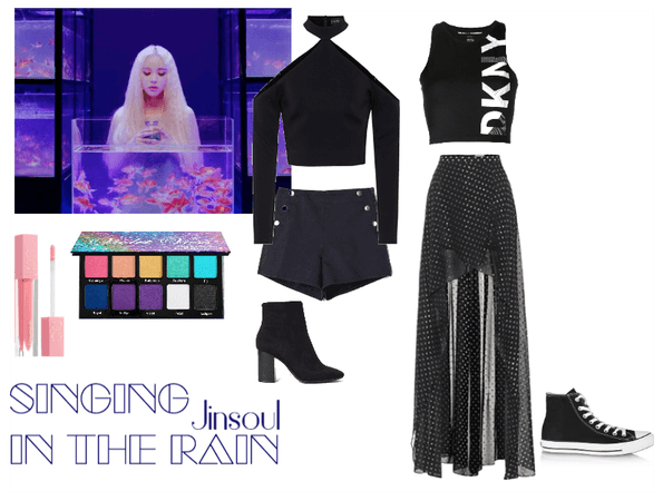 Singing in the Rain - Jinsoul