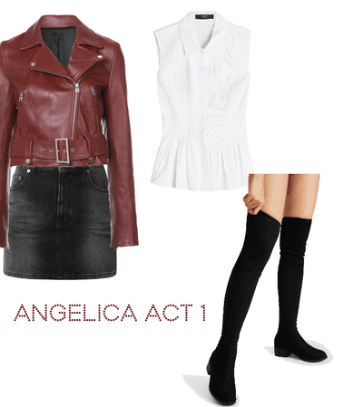 Angelica Act 1