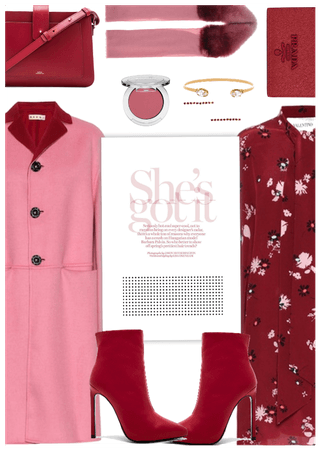 Get The Look: Pink Blush