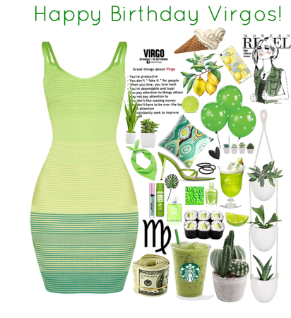 Happy b-day Virgos