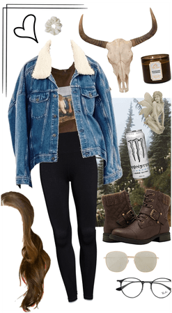 Chilly Forest Outfit