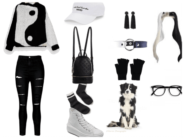 My perfect yin yang outfit