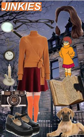 A Scooby Doo Halloween