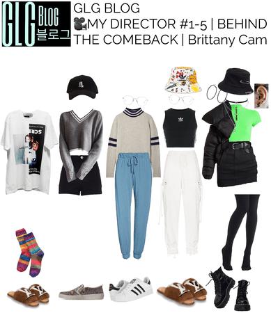 GLG BLOG 🎥MY DIRECTOR #1-5 Brittany Cam