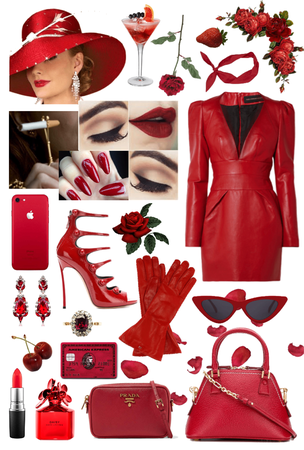 Life in Red