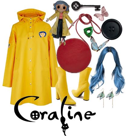 Halloween; Coraline