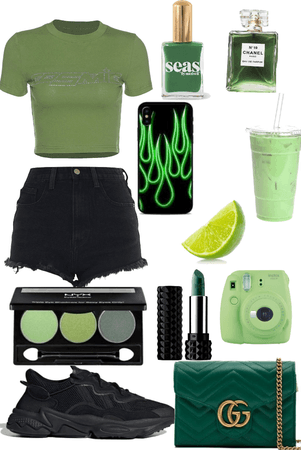 Green is great