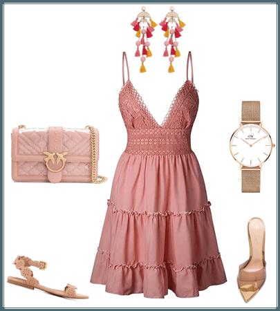 Sun Dress Brunch Dress!
