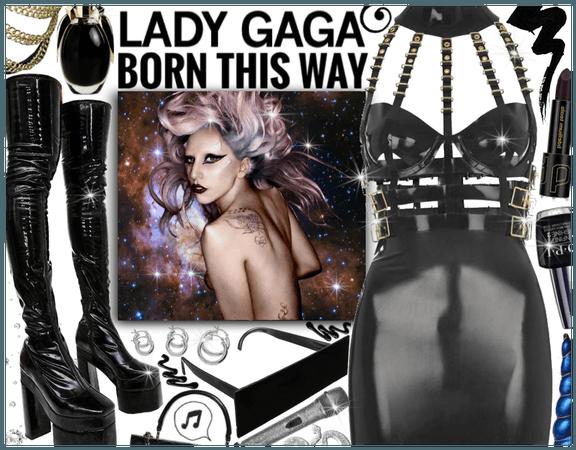 Favorite Celebrity Style: Lady Gaga, Born This Way