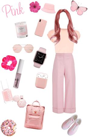 #girl#Pink