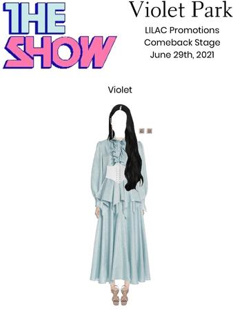 Violet Park | LILAC | The Show