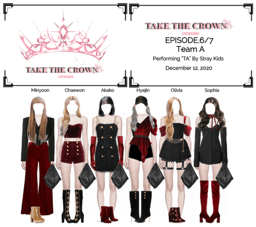 """Take The Crown"" Ep.6/7 [Team A]"