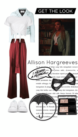 Steal the look: Allison Hargreeves