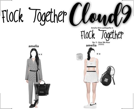 Cloud9 (구름아홉)   Flock Together Ep. 3