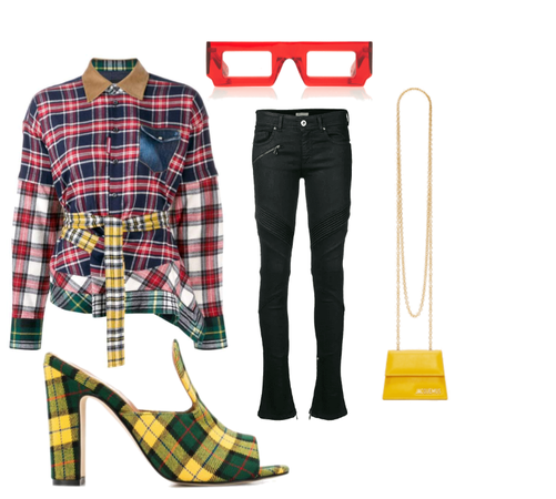 Pay me in Plaid